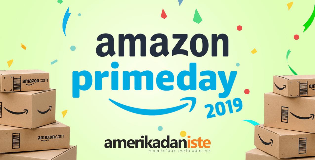 Amerikadaniste ile Amazon Prime Day 2019 Günü Fırsat Kapılarını Sonuna Kadar Aralayın!