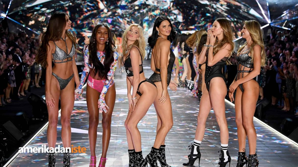 Victoria's Secret Online Alışveriş Nasıl Yapılır?