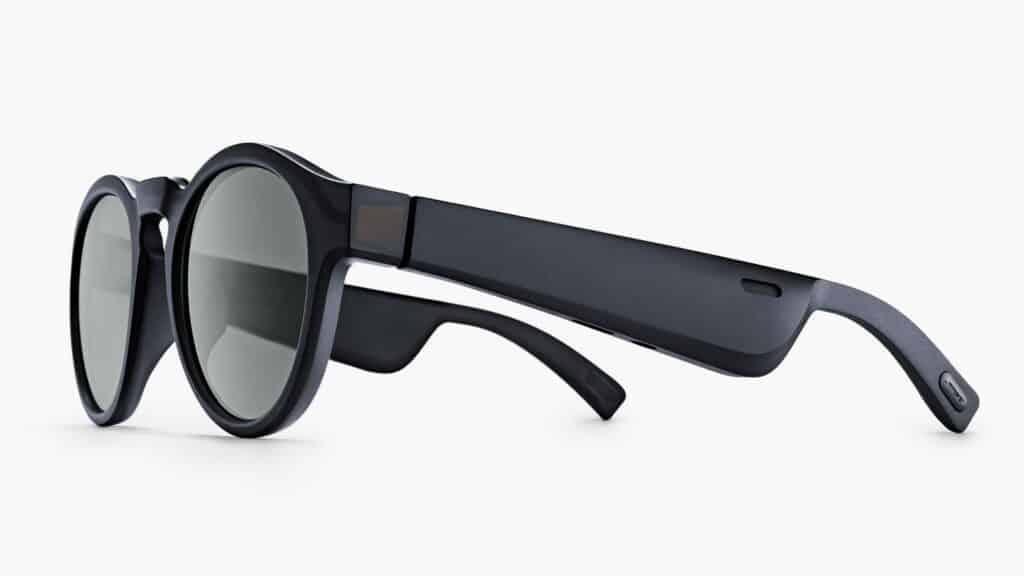 Bose marka gözlük aynı zamanda kulaklık özelliği içeriyor