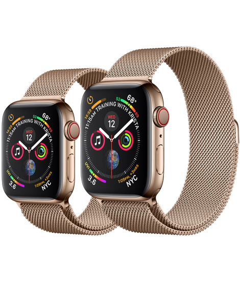 Apple marka 4. nesil akıllı saat