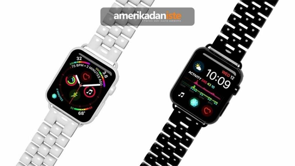 Apple Watch daha geniş ekrana sahip