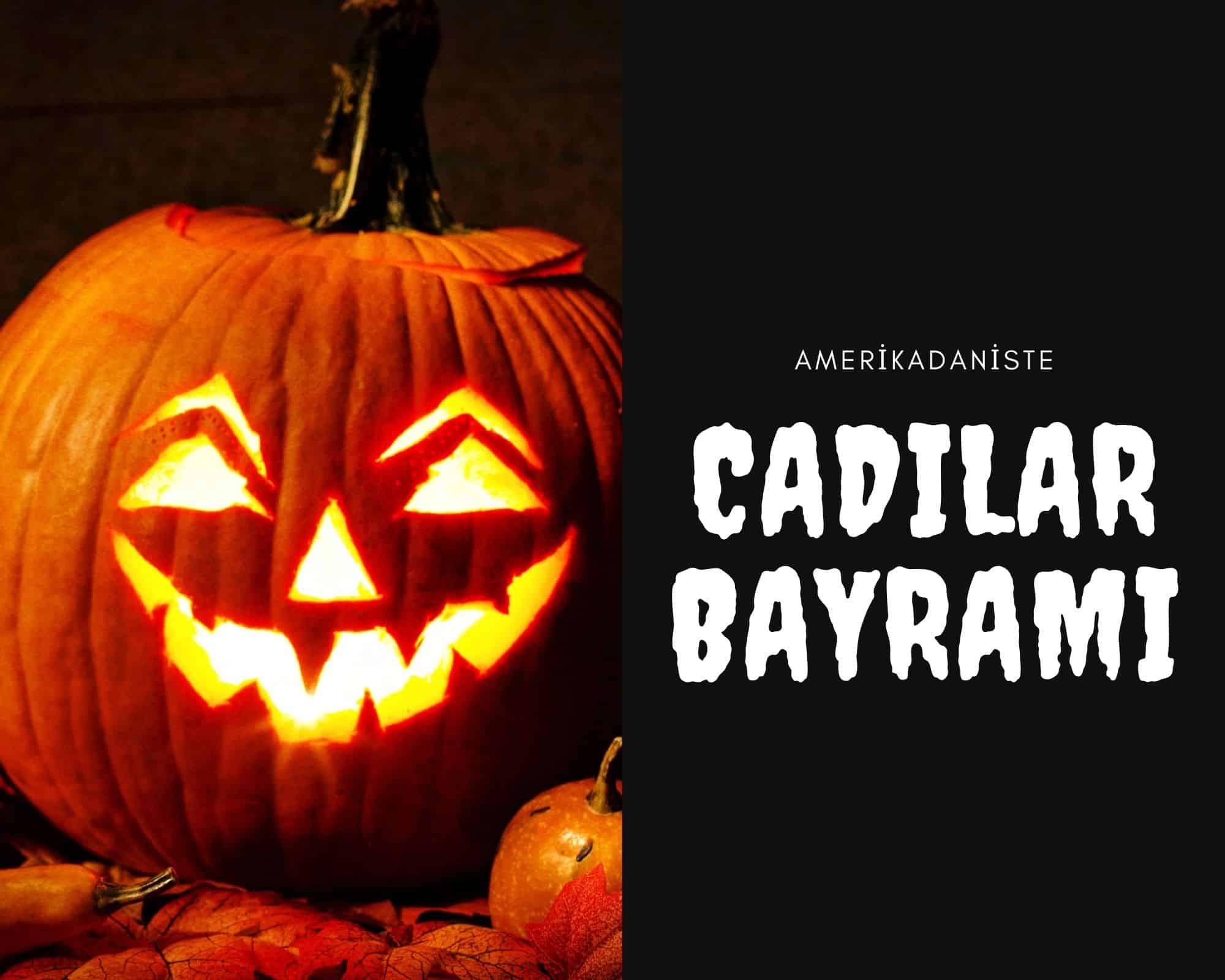 Evde Unutulmaz Bir Halloween Partisine Ne Dersiniz?